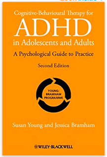Young ADHD book image
